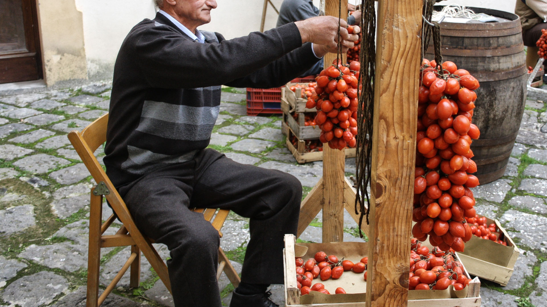 Pomodorino del Piennolo | Parco Nazionale del Vesuvio
