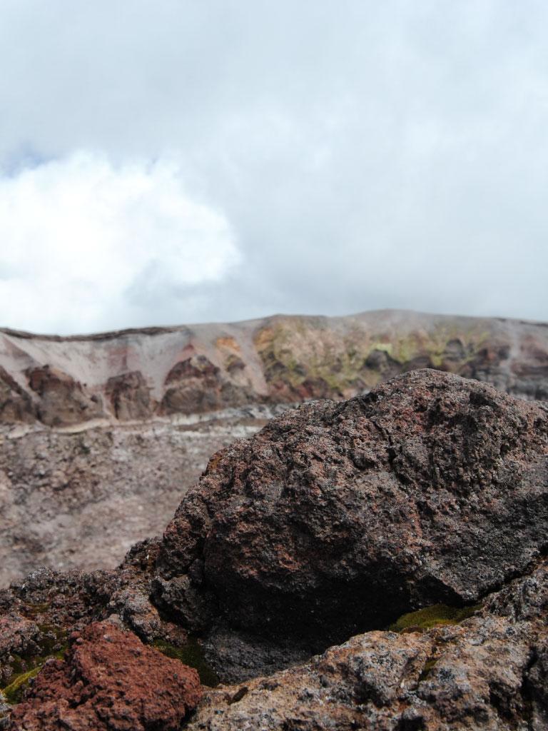 Geologia e Vulcanologia | Parco Nazionale del Vesuvio