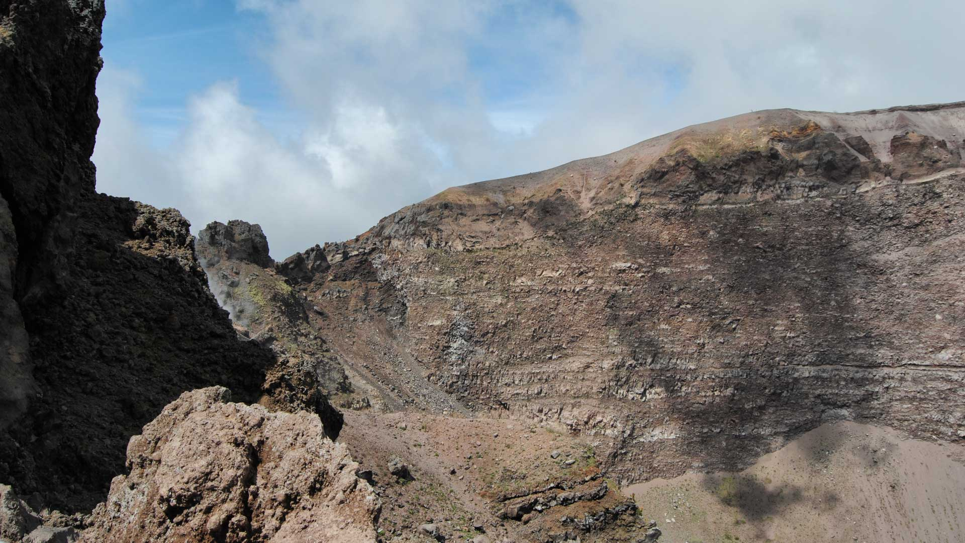 Il Gran Cono | Parco Nazionale del Vesuvio
