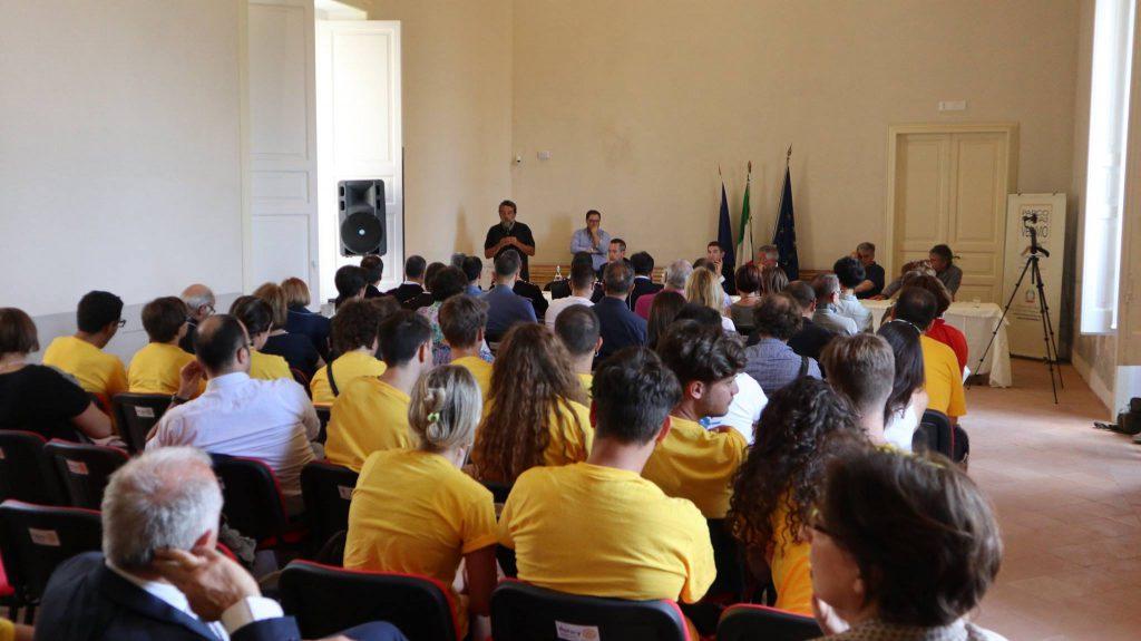 Presentazione dell'Osservatorio Ambiente e Legalità