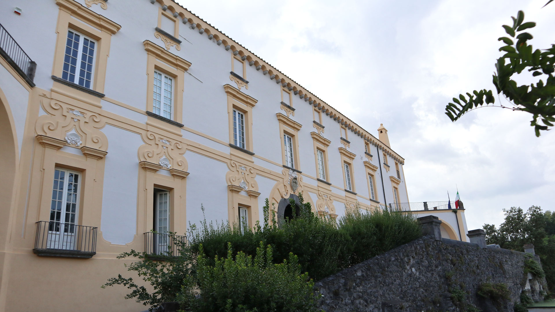 Palazzo Mediceo | Parco Nazionale del Vesuvio