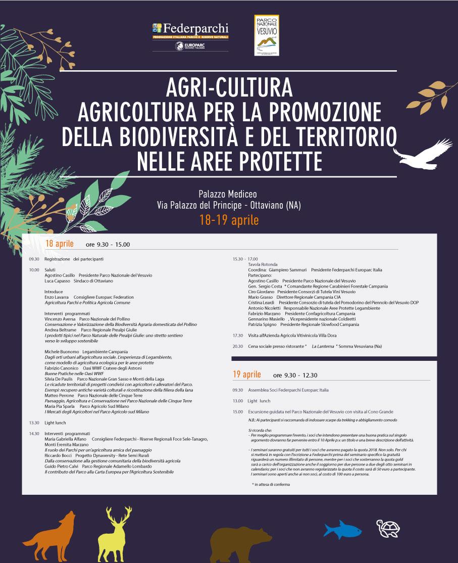 Agri-cultura | Parco Nazionale del Vesuvio