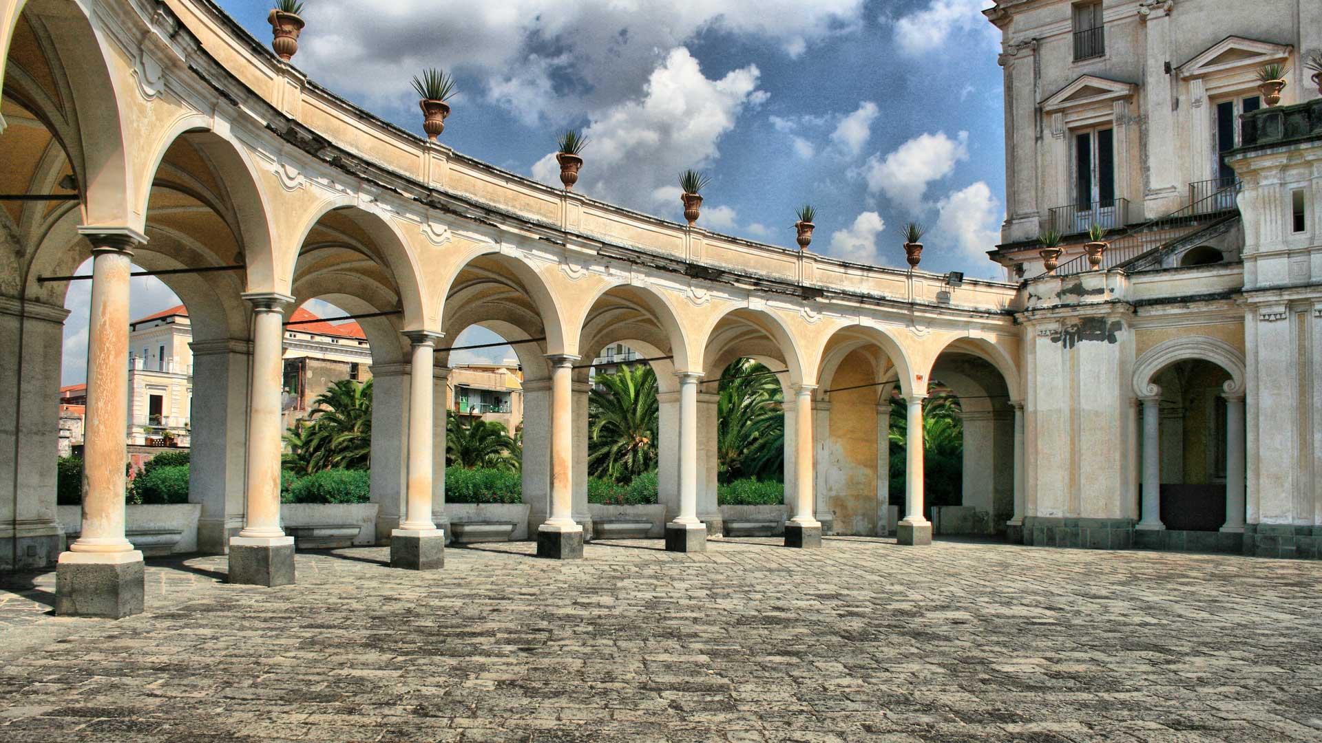 Edifici storici e ville antiche | Parco Nazionale del Vesuvio