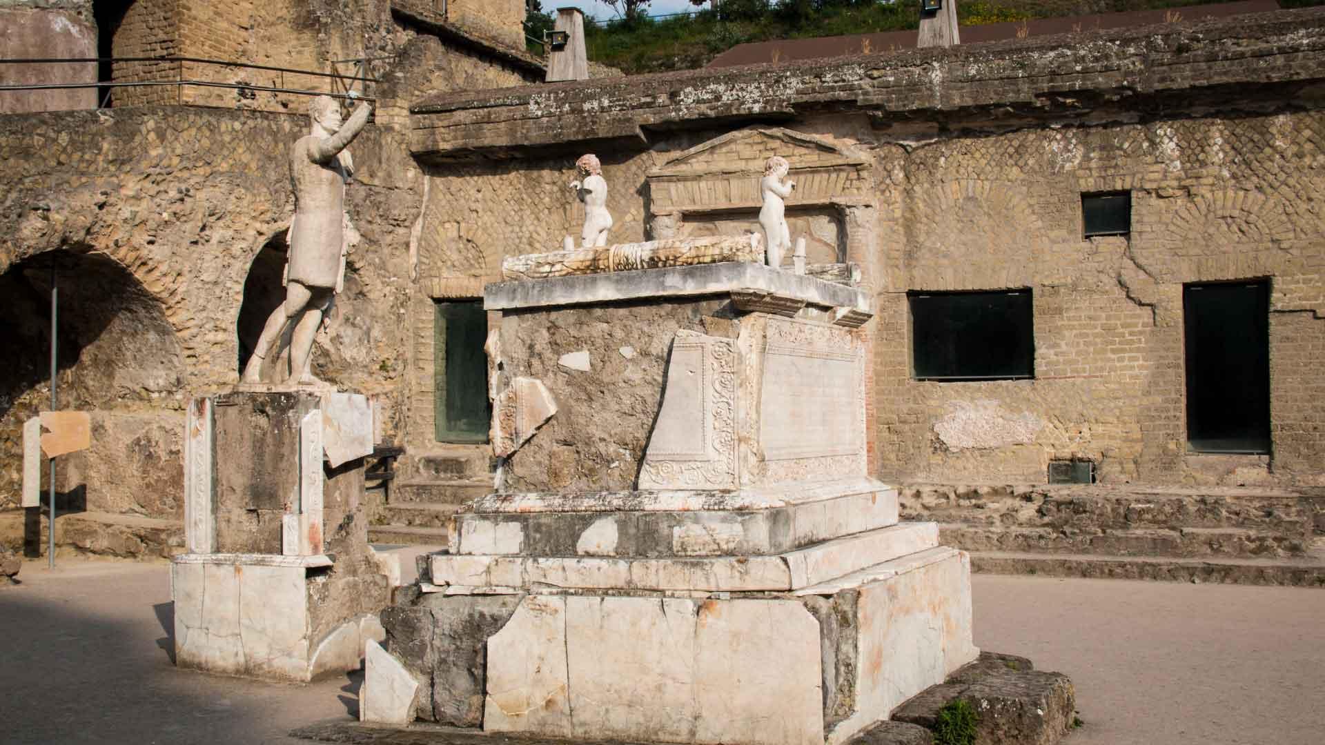 Musei e Aree Archeologiche | Parco Nazionale del Vesuvio
