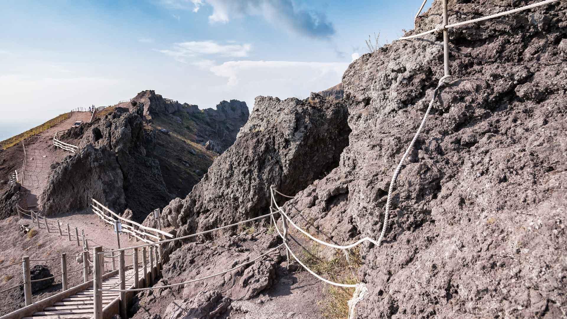 Il Gran Con | Parco Nazionale del Vesuvio