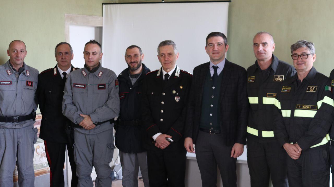 Antincendio Boschivo - Comunicato Stampa