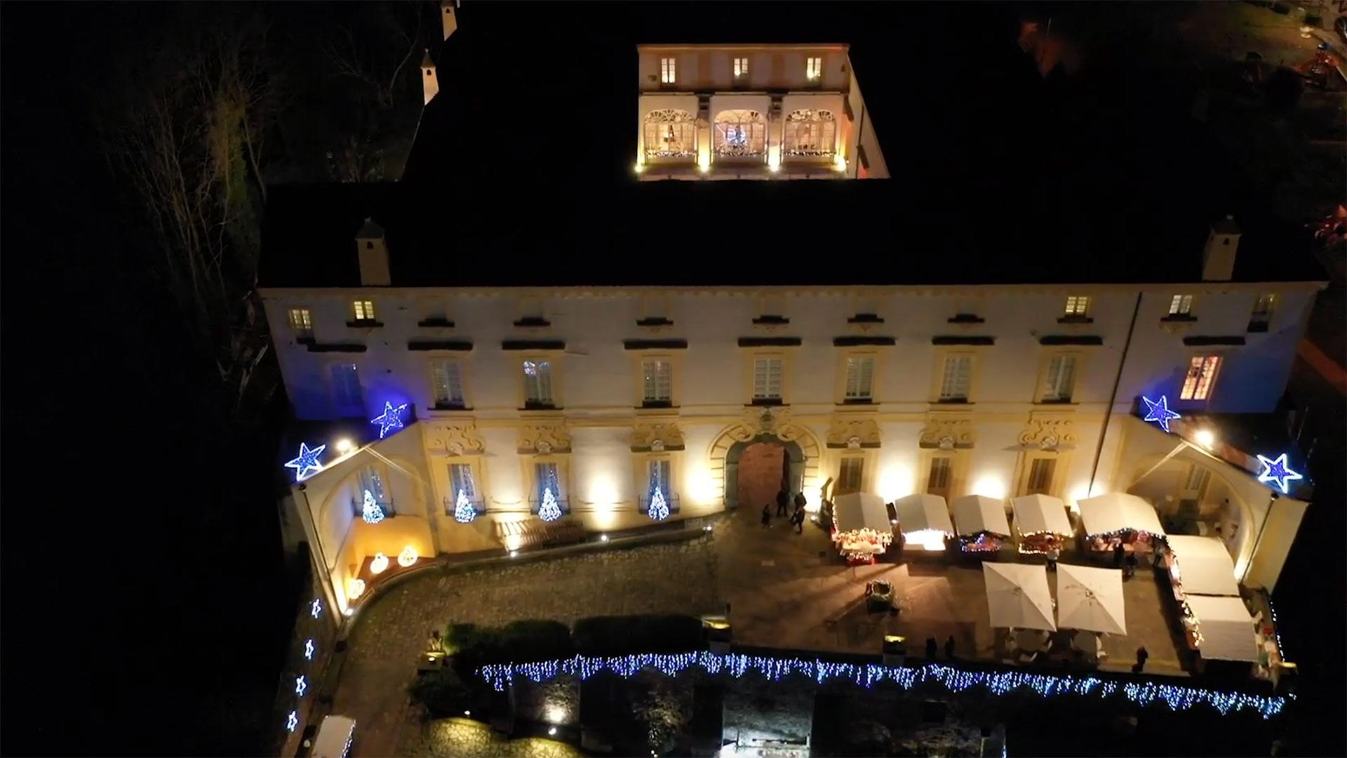Mercatini al Castello - Palazzo Mediceo Ottaviano (NA)