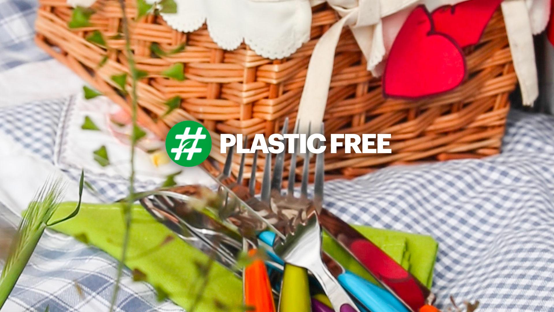 Plastic Free | Ente Parco Nazionale del Vesuvio