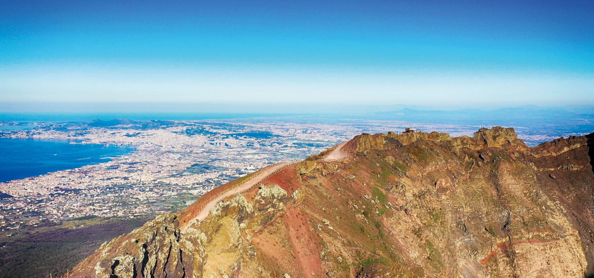 Vesuvio: La nuova alba
