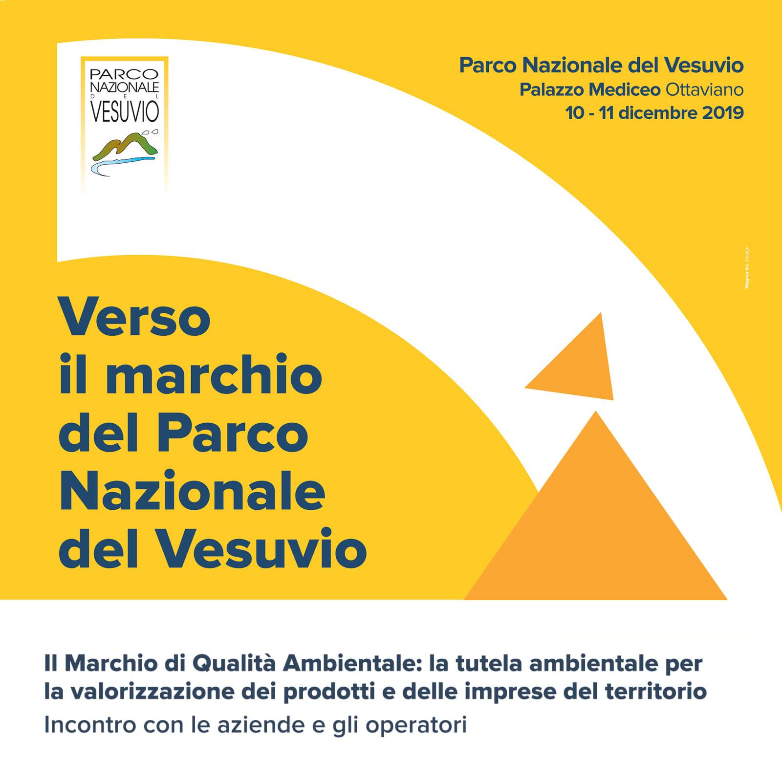 Marchio del Parco Nazionale del Vesuvio