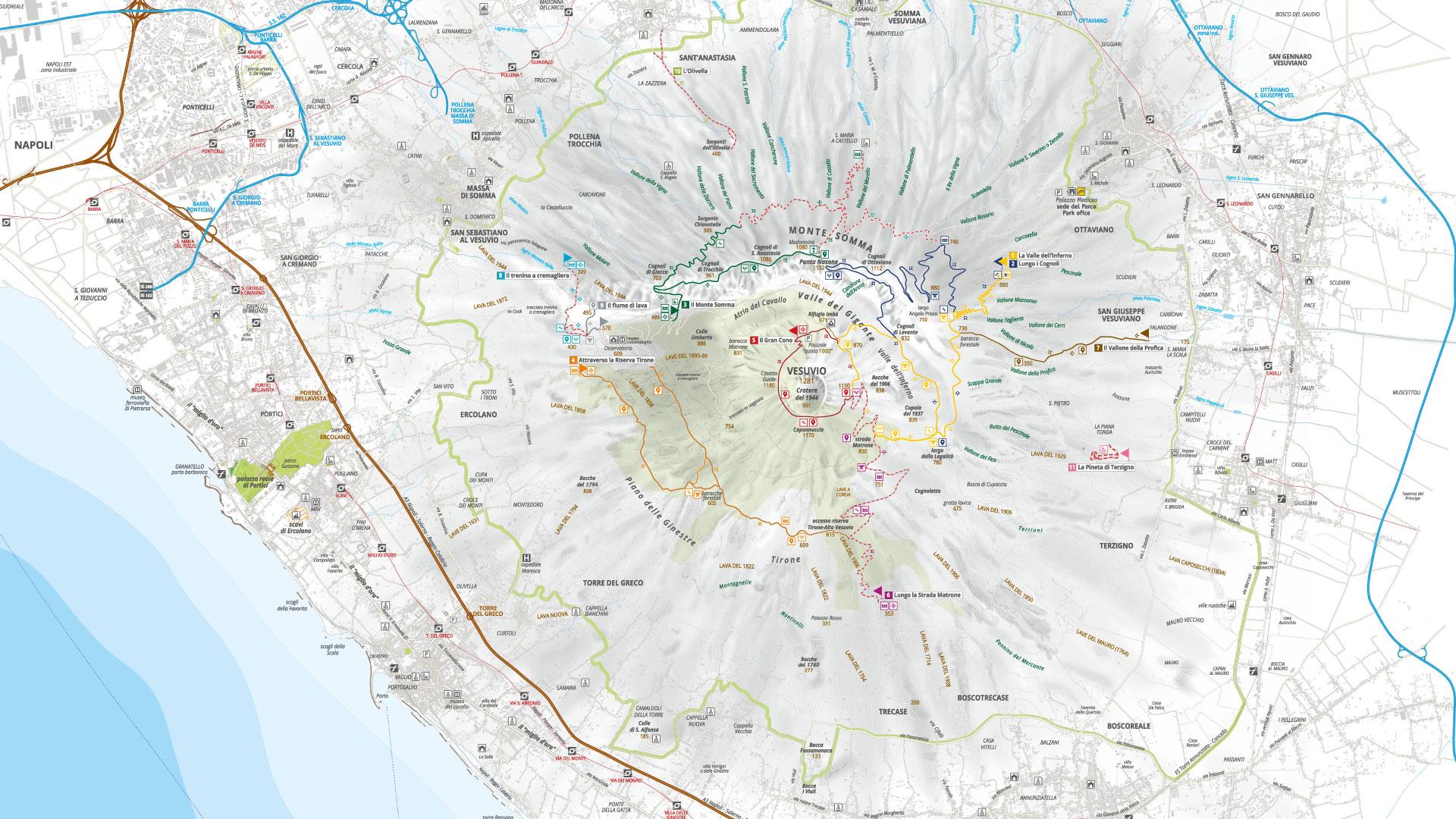 Nuova brochure informativa e cartina dei sentieri