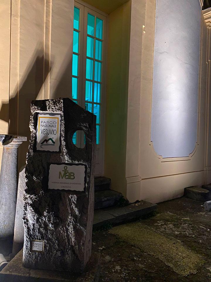 Sanificazione raggi UV-C | Ente Parco Nazionale del Vesuvio