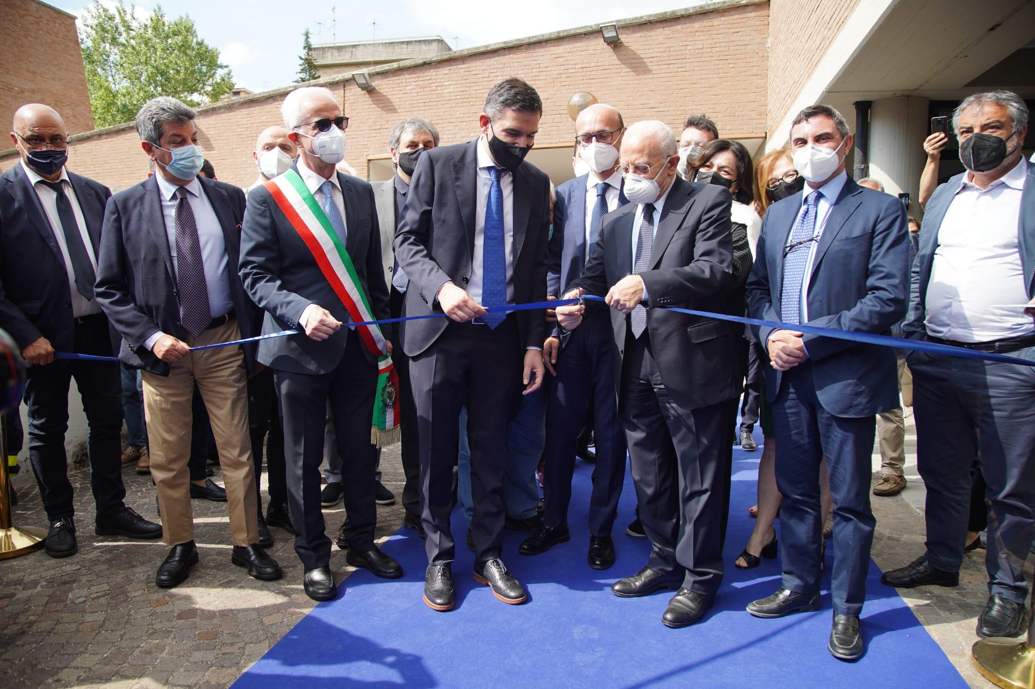 Inaugurazione Museo del Parco Nazionale del Vesuvio